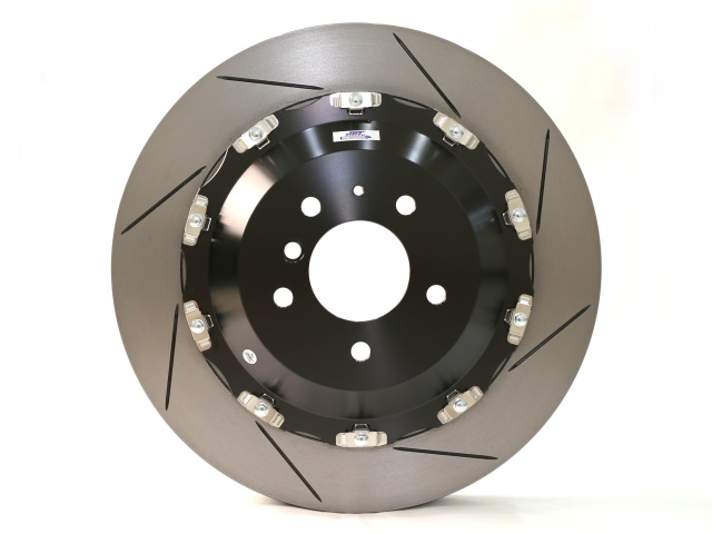Slotted Rotor Disc