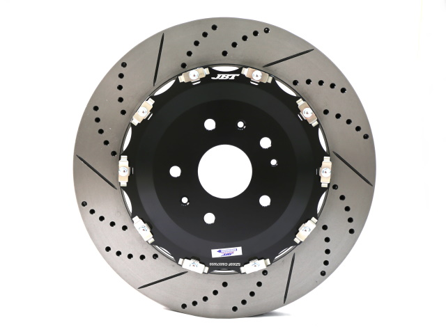 Cross Drilled Rotor Disc