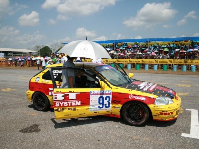 Supercar Thailand