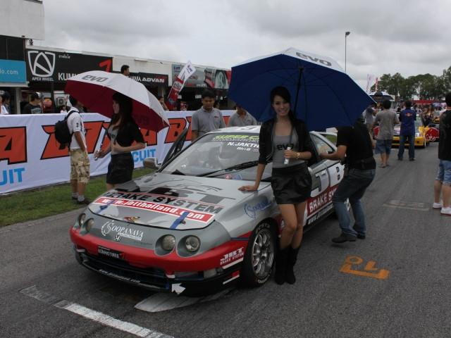 Supercar Thailand 2010- Super 2000 series (August)